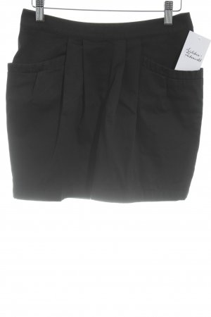 Pepe Jeans Faltenrock schwarz Casual-Look