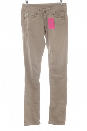 Pepe Jeans Five-Pocket-Hose beige Casual-Look