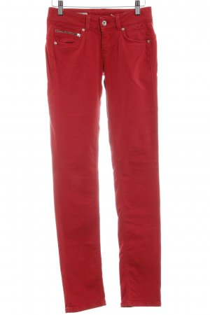 "Pepe Jeans Five-Pocket-Hose ""New Brooke"" rot"