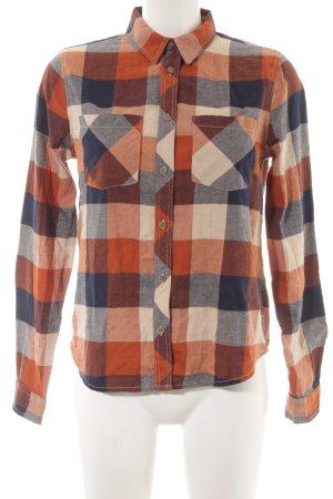 Pepe Jeans Flanellen hemd geruite print country stijl
