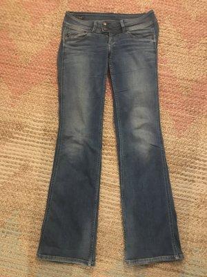 Pepe Jeans Jeans bootcut bleu