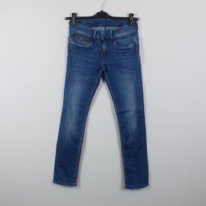 Pepe Jeans Gr. 27/30 blau Slim Mod. New Brooke (18/10/296/E)