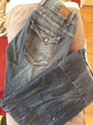 Pepe Jeans Jeans a zampa d'elefante blu