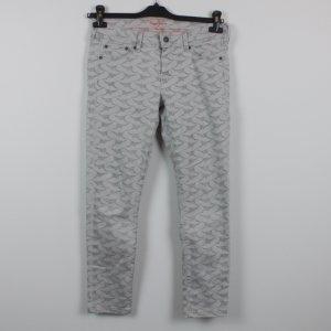 Pepe Jeans Gr. 28 grau gemustert (18/12/099)