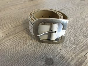 Pepe Jeans Belt white