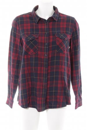 Pepe Jeans Hemd-Bluse Karomuster Casual-Look