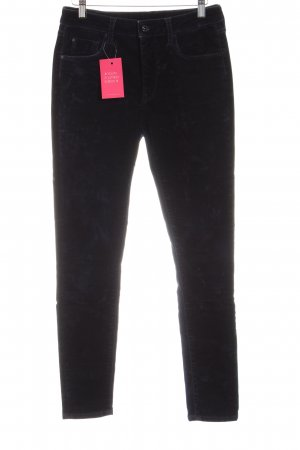 Pepe Jeans High Waist Jeans schwarz Business-Look