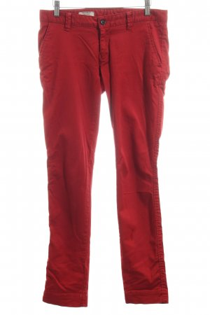 Pepe Jeans Hose rot Casual-Look