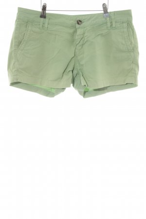 Pepe Jeans Hot Pants hellgrün Beach-Look