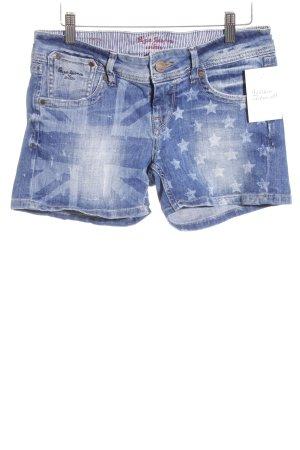 Pepe Jeans Hot Pants mehrfarbig Casual-Look
