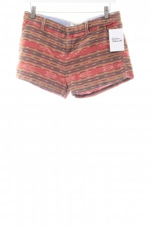 Pepe Jeans Hot Pants Streifenmuster Street-Fashion-Look