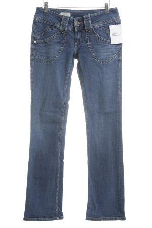 Pepe Jeans Hüftjeans blau Country-Look