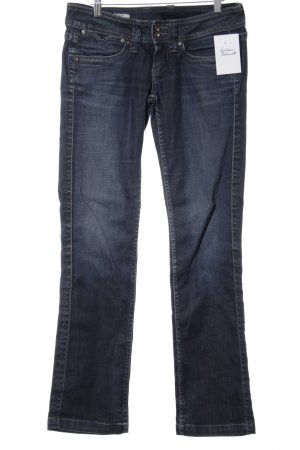 Pepe Jeans Low Rise Jeans dark blue casual look