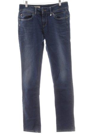 Pepe Jeans Hüftjeans kornblumenblau Jeans-Optik