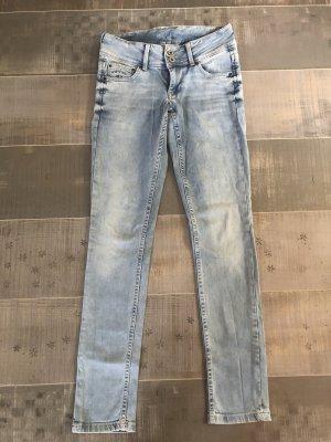 Pepe Jeans Jeanshose hellblau Gr. 26 / 32