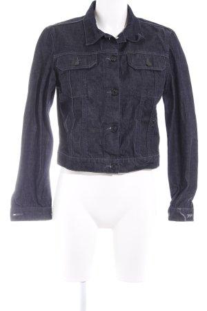 Pepe Jeans Jeansjacke mehrfarbig schlichter Stil
