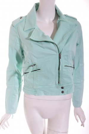 Pepe Jeans Jeansjacke mint Street-Fashion-Look