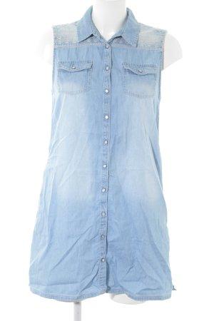 Pepe Jeans Jeanskleid himmelblau Street-Fashion-Look