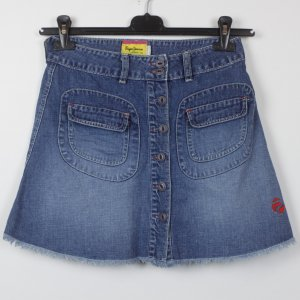 PEPE Jeans Jeansrock Gr. 36 90s Fashion (19/02/050)
