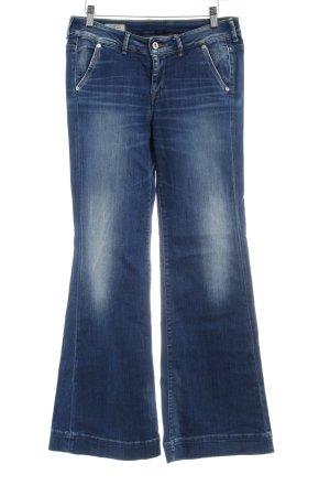 Pepe Jeans Jeans flare bleu style décontracté