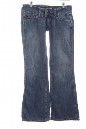 Pepe Jeans Jeans flare bleu style extravagant