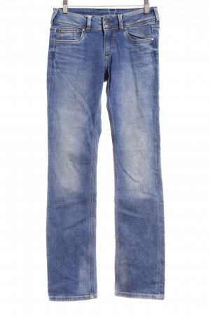 Pepe Jeans Jeansschlaghose mehrfarbig Casual-Look