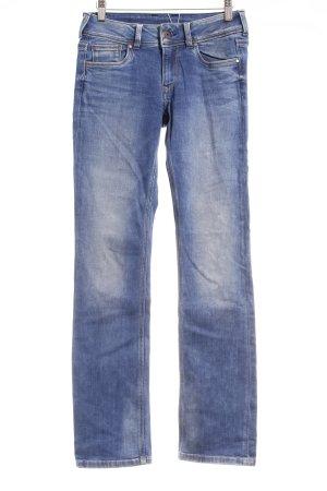 Pepe Jeans Jeans a zampa d'elefante multicolore stile casual
