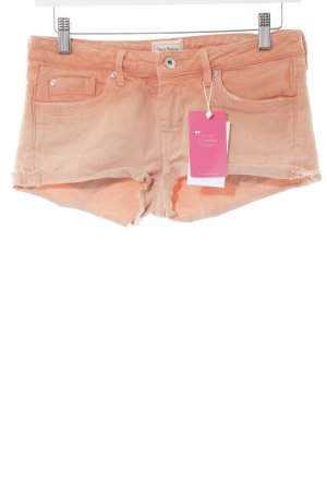 Pepe Jeans Jeansshorts apricot Casual-Look