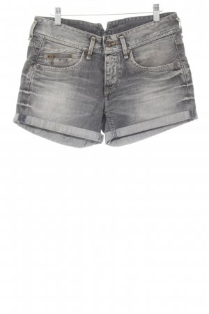 Pepe Jeans Jeansshorts grau-hellgrau Urban-Look