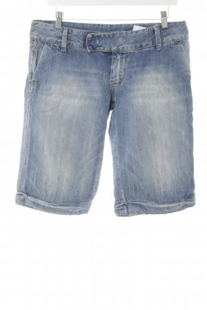 Pepe Jeans Jeansshorts himmelblau Casual-Look