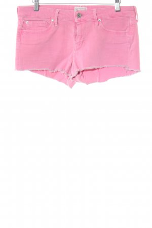 Pepe Jeans Jeansshorts neonpink Beach-Look