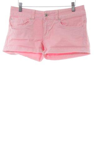 Pepe Jeans Jeansshorts rosa schlichter Stil