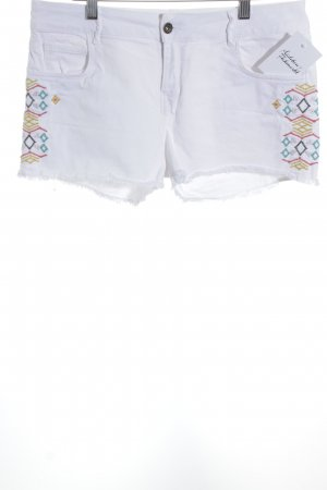 Pepe Jeans Jeansshorts weiß Casual-Look
