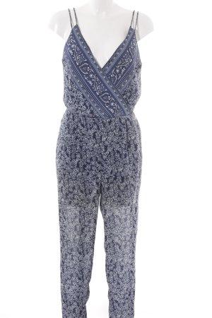 Pepe Jeans Jumpsuit Blumenmuster Casual-Look