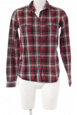 Pepe Jeans Karobluse Karomuster Casual-Look