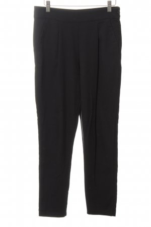 Pepe Jeans Peg Top Trousers black casual look