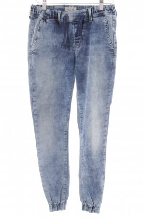 Pepe Jeans Carrot Jeans steel blue casual look