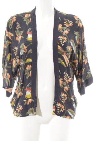 Pepe Jeans Kimono blouse bloemen patroon Beach-look