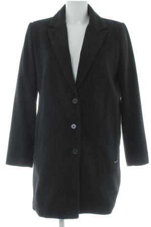 Pepe Jeans Manteau court noir style décontracté