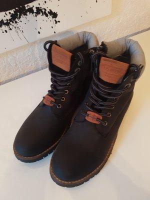 Pepe Jeans Leder  Schuhe gr 38 Neu