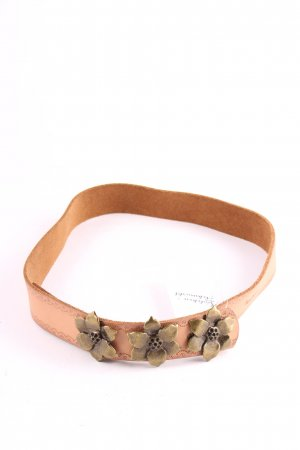 Pepe Jeans Leather Belt light brown casual look