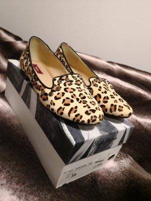 Pepe Jeans Leopardenballerina