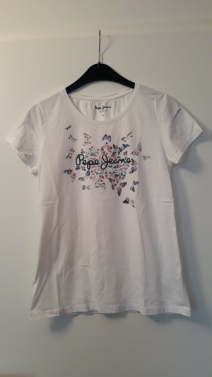 Pepe Jeans London T-shirt multicolore coton