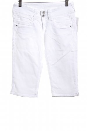 Pepe Jeans London 3/4-Hose weiß Casual-Look