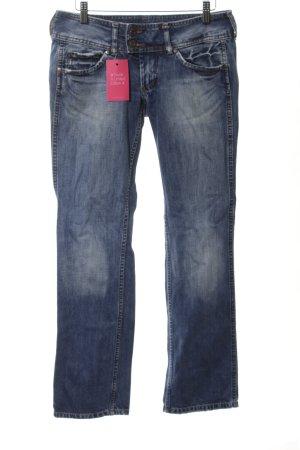 Pepe Jeans London 7/8 Jeans blau Casual-Look
