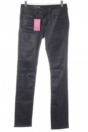 Pepe Jeans London Jeans a 7/8 antracite stile stravagante