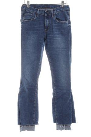 Pepe Jeans London Boot Cut Jeans blau Boho-Look