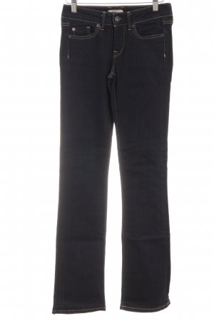 Pepe Jeans London Boot Cut Jeans dunkelblau Casual-Look