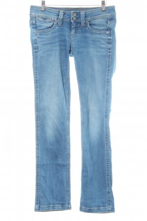 Pepe Jeans London Boot Cut Jeans Farbverlauf Casual-Look