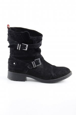 Pepe Jeans London Booties schwarz Casual-Look